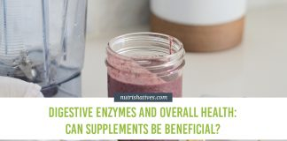 Digestive Enzymes and Overall Health