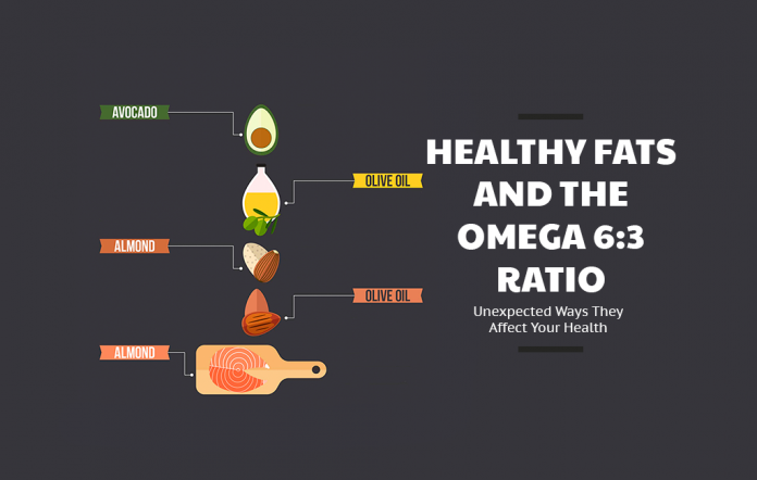 Healthy Fats and the Omega 6:3 Ratio
