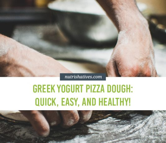 Greek Yogurt Pizza Dough