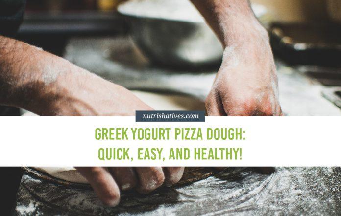 Greek Yogurt Pizza Dough