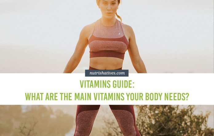 vitamins guide