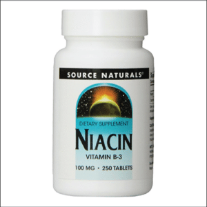 Vitamen B3 - Niacin