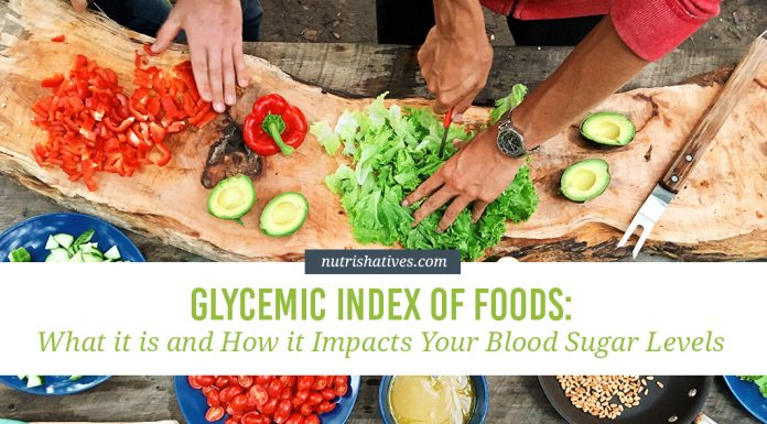 glycemic index of foods and diabetes