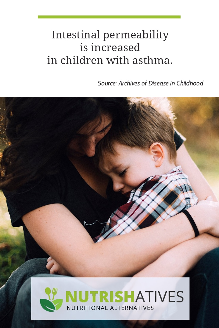 How a leaky gut is connected with asthmaHow a leaky gut is connected with asthma