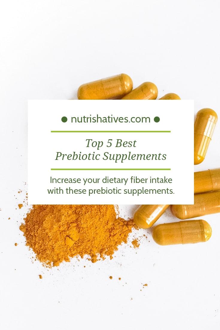 Top 5 Best Prebiotic Supplements