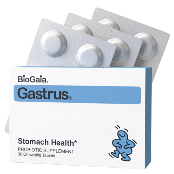 Biogaia Gastrus 30 Chewable Tablets