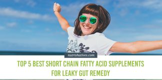 Top 5 Best Short Chain Fatty Acid Supplements for Leaky Gut Remedy