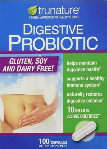 TrueNature Digestive Probiotic
