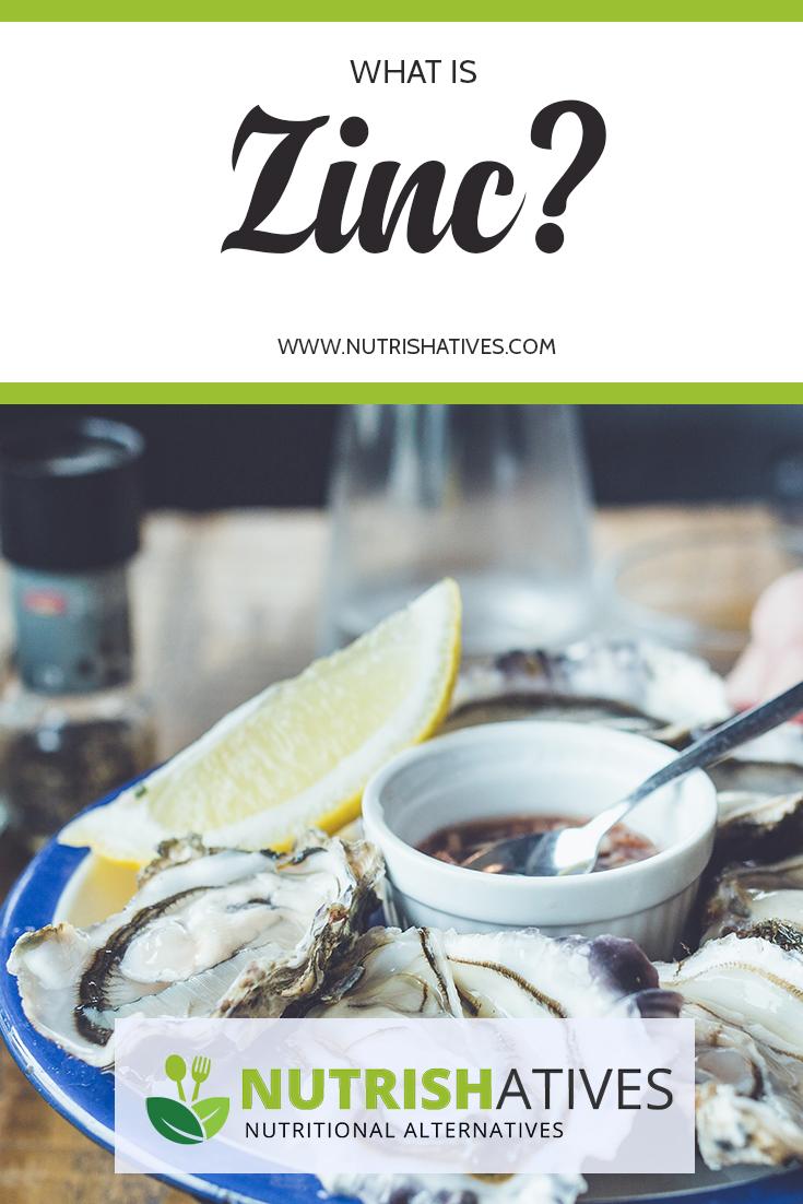 what is zinc