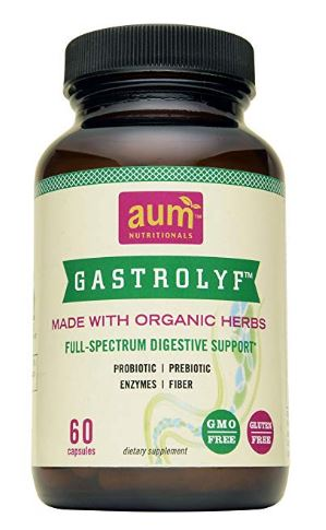 GASTROLYF Digestive Enzyme Supplement