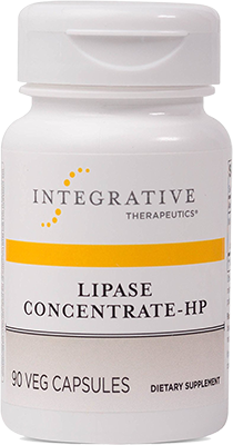Integrative Therapeutics Lipase