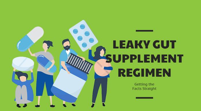 Leaky Gut Supplement Regimen