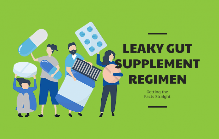 Leaky Gut Supplement Regimen