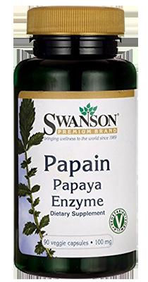 Swanson Papain Papaya Enzyme