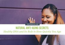 Natural Anti-Aging Secrets