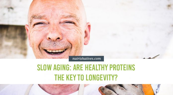 Slow Aging: Are Healthy Proteins the Key to Longevity?