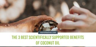 The 3 Best Scientifically Supported Benefits of Coconut Oil