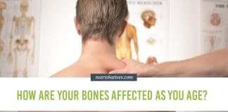 effects of aging on bones