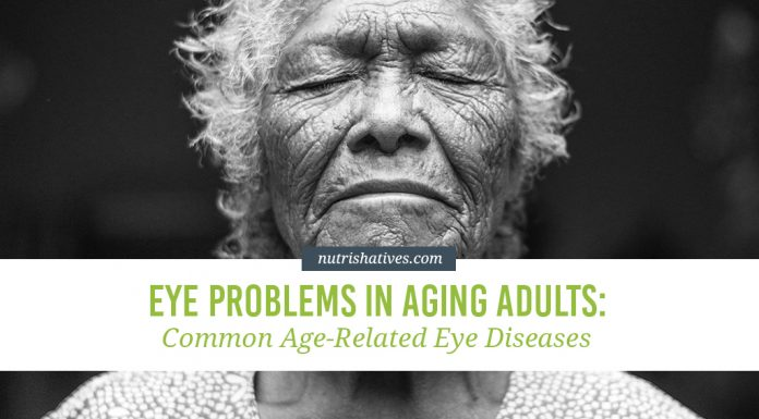 Eye Problems in Aging Adults