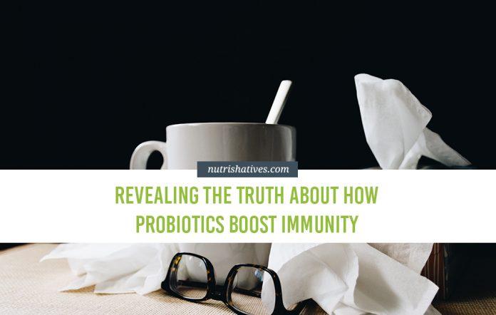 Probiotics Boost Immunity