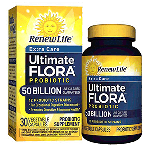 Renew Life Ultimate Extra Care Probiotic