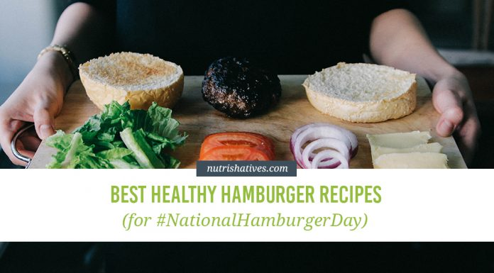 Best Healthy Hamburger Recipes