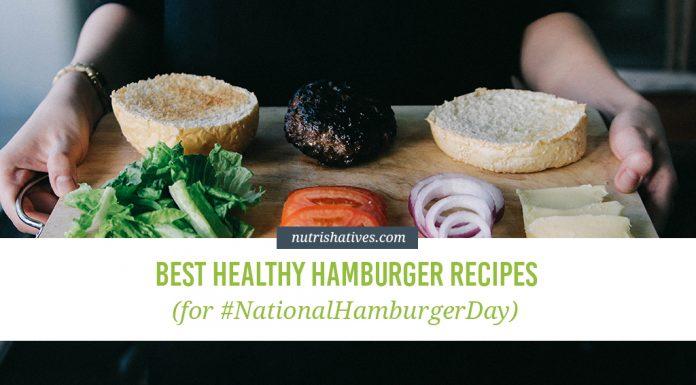 Best Healthy Hamburger Recipes