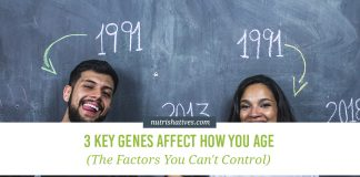 Genes Affect How You Age
