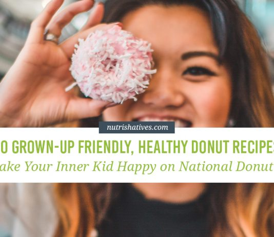 Healthy Donut Recipes