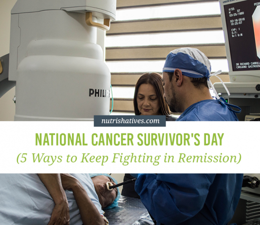 National Cancer Survivor's Day