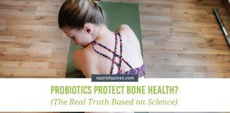 Probiotics Protect Bone Health