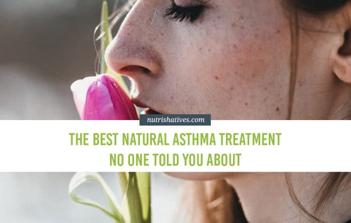 The Best Natural Asthma Treatment No One Told You About