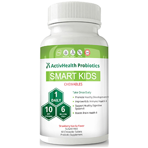 ActivHealth Smart Kids Probiotic