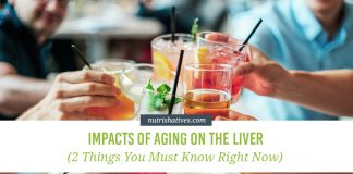 Impacts of Aging on the Liver