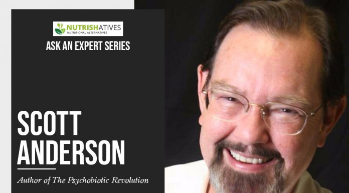 Scott Anderson Psychobiotic Revolution