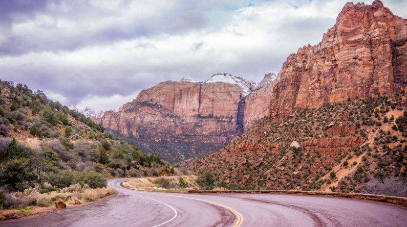 Red Mountain Utah