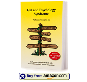 Gut and Psychology Syndrome by Dr Natasha Campbell McBride