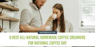 9 Best All-Natural Homemade Coffee Creamers for National Coffee Day