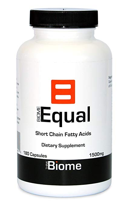 Biome Equal Short Chain Fatty Acids