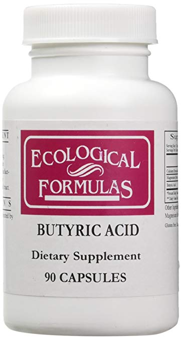 Ecological Formulas Butyric Acid