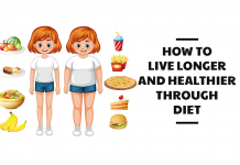 How to Live Longer and Healthier through Diet