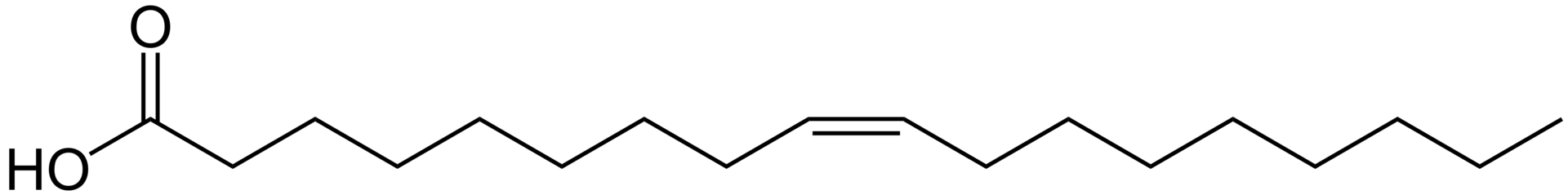 structure of oleic acid