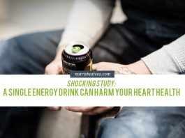 Shocking Study: A Single Energy Drink Harms Your Heart Health