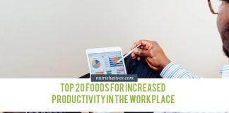 20 Best Foods for Productivity at Work