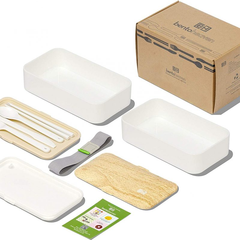 Bamboo Eco-Friendly Lunch Box
