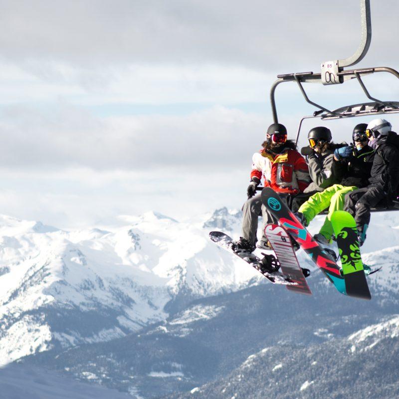 Book a Ski Trip