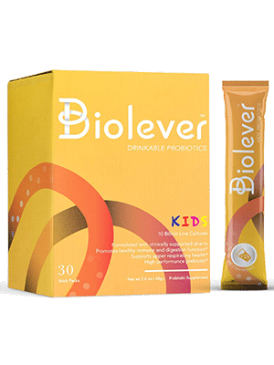 Biolever Drinkable Prebiotic Powder for Kids
