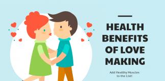 Health Benefits of Love Making