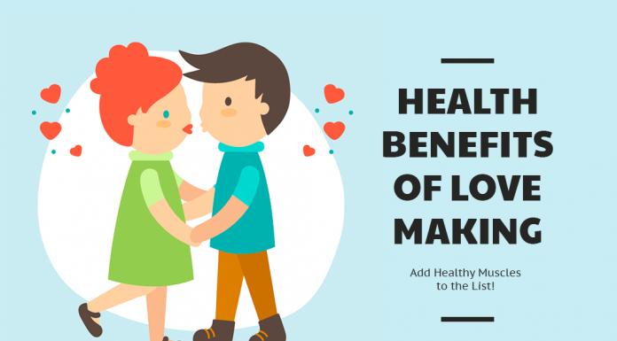 Health Benefits of Love Making