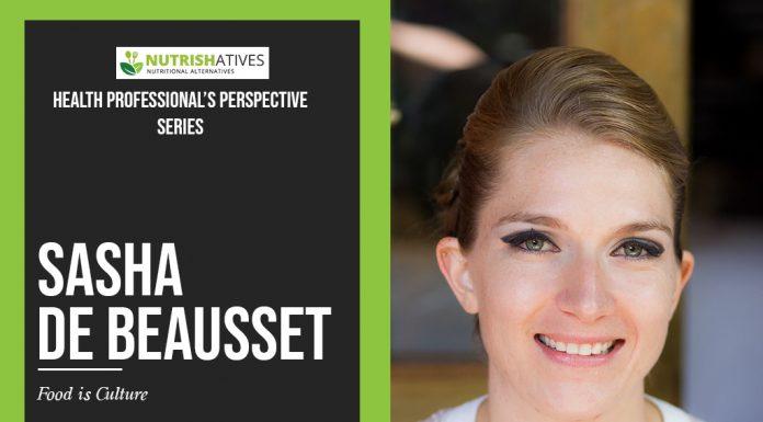 Sasha de Beausset Food is Culture